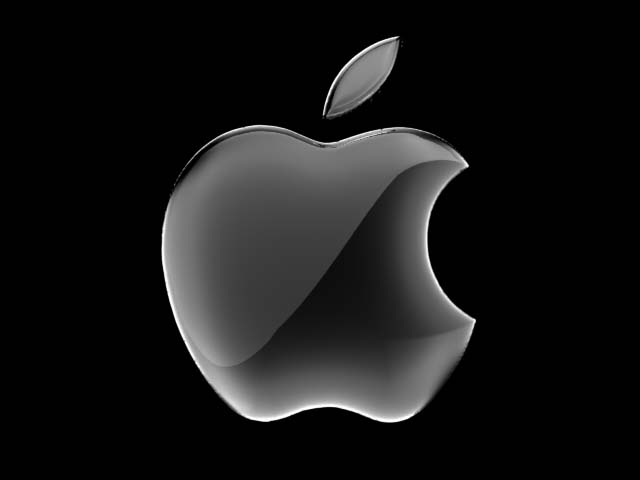 News 3d Apple Logo 102