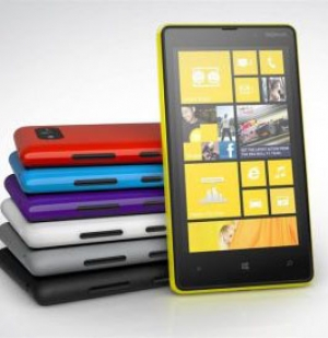 Blackberry slips past Windows Phone in the US