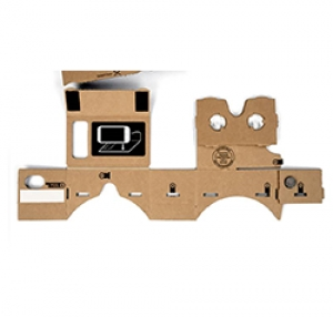 Virtual Reality Gets a Boost From Cardboard
