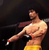 Fight with Bruce Lee in the next EA Sports UFC game