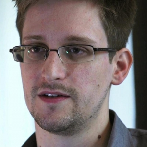 NSA Leaker Edward Snowden talks Live at South by SouthWest