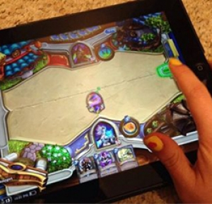 Hearthstone arrived on the iPad, Android version to follow